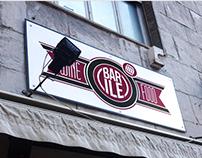 Brand Identity - Bar Ile