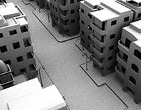 3D Simple City
