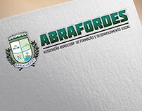 Criação do Logotipo: Abrafordes / Cursos Online