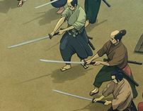 Hanshiro must die