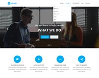 VASTAGE - Responsive Mutipurpose HTML5 Template