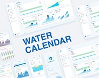 East water : Water calendar app