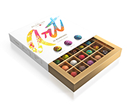 Belenguer Chocolates. Art Series