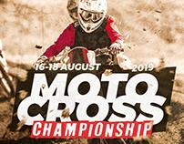 Motocross Flyer & Social Templates