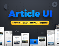 Article UI
