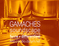 Gamaches - cover for a soundscape