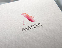 Asateer Real Estate | Brand Design