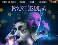 PARTICULA / The movie. POSTER ART by PHs