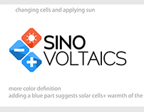 Logo Development for a Solar Panels Company