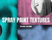 Spray Paint Textures
