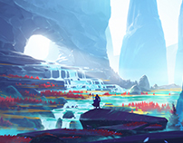 Duelyst: Backgrounds
