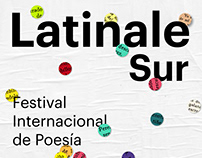 Latinale Poster