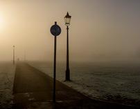 As the fog clears...