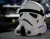Stormtrooper Helmet IV-VI