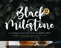 Black Milestone