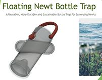 Newt Bottle Trap ( Innovation design Final Project).