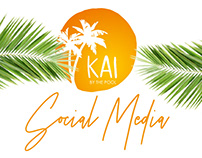 KAI - By the pool   Social Media Collaterals