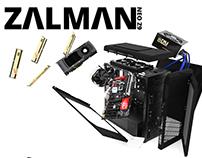 Zalman PC Parts
