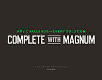 Complete with Magnum Campaign
