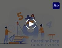 Coastline Prep Launch Video