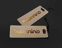 Buonnino logo development (2017)
