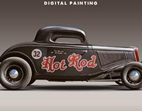 Hot Rod 34