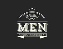 [TIPOGRAFIA] Ga.ma Italy Men