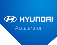 Hyundai's mini website design