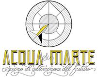 Acqua Su Marte // Logo Animation