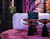 - Tropical apartment -