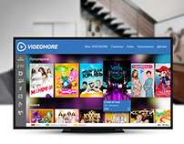 Videomore | SmartTV app