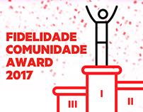 FIDELIDADE Comunidade Award | 2017 Edition
