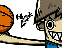 Hank Lee又打球