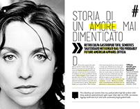 V Magazine Project