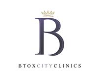 Btox City Clinics Branding