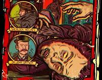 Sir Arthur Conan Doyle's 'Um Estudo em Vermelho'