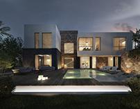 Khalifa Al-Ghufli Villa