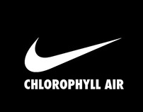 Nike Chlorophyll Air Headphones