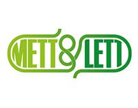Logo/Identity - Mett & Lett