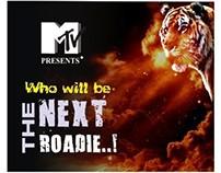 Campaign on MTv Roadies ...