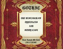 Gothica Blanchetti - Typography Design