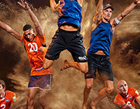 Wordtour Volleybal