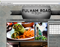 Fulham Road Website