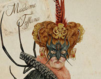 Madame Toffana. Cabinet of curiosities