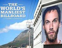 The World's First Beard-Growing Billboard