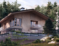Forest House Design
