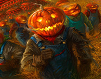 Halloween Harvest