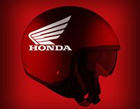Honda - Wear a Helmet.