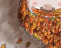 Autumn Beard