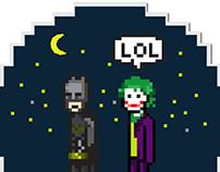 Batman&Joker bit